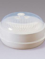 круглый микроволновая печь пароход с крышкой