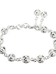 z&x® creuse-out viballs de style bracelet corset dentelle pour girlsa