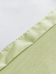 "Modern Green Classic Solid Polyester Fabric (Fabric Weight-Medium) - Width=55"" (140 cm)"