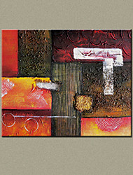 MX Hand-Painted Oil Painting Abstract Painting With Stretched Frame 9142