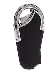 Flexible Neck Flame Torch Lighter with White LED Light