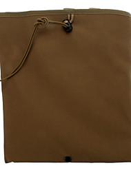 Durable Portátil Sem Zipper Grande Saco Reciclável (Mud Cor)