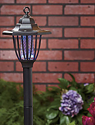 Solar Mosquito Zapper Stake Light Garden Path Lighting(Cis-57188)