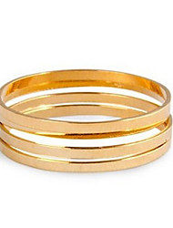Simple Alloy Ring