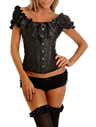Black Sexy Corset for Women