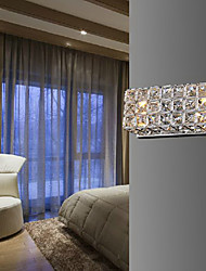 Crystal / Mini Style Flush Mount wall Lights,Modern/Contemporary G9 Metal