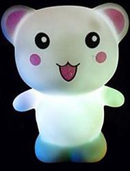 Cute Bear Design LED Nightlight