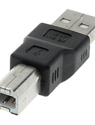 USB 2.0 Typ A Stecker auf B-Typ-Stecker-Adapter für Drucker