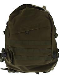 Multi-função Grande Militar USMC Combate Tactical Backpack para Outdoor-Exército Verde