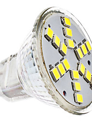 3W GU4(MR11) LED Spotlight MR11 18 SMD 2835 230 lm Cool White DC 12 / AC 12 V