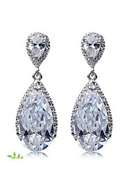 Drop Earrings Women's Earring Cubic Zirconia