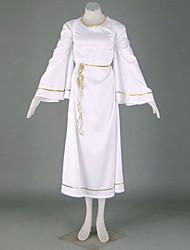 Paradise Gospel Angel White Dress Women's Thanksgiving Day Costume