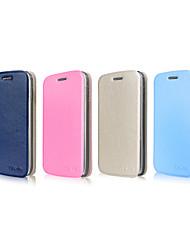 PU-Leder Fashion Design Ganzkörper-Case für Samsung Galaxy Ace 3 I7272