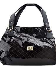 L.WEST® Women'S Plaid High-quality Casual Fashion Shoulder Bag
