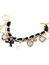 Bows Leopard Bracelet