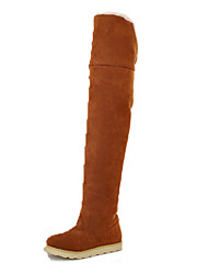Tasteful Flats Knee High Boots Casual Shoes(More Colors)