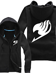 Fairy Tail Symbole Cosplay Hoodie