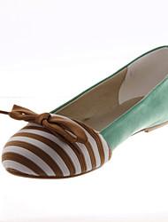 Women's Shoes Comfort Ballerina Flat Heel Flats with Bowknot