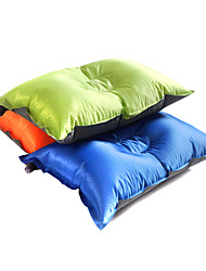 Inflatable Waterproof Pillow for Camping Travel - Color Assorted HLI-79238