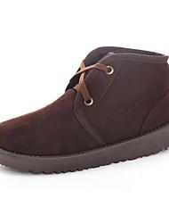 Unisex Lace-up Short Lässige Boots