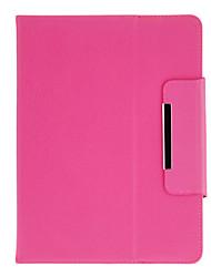 Case Protectiove Universal avec le stand pour le comprimé de 9.7 pouces (Rose)