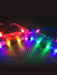 Shiny LED Glasses Night Market Toy(Random Color)