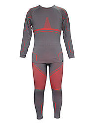 OURSKY Men's Lightning Thermal Long Underwear Suit