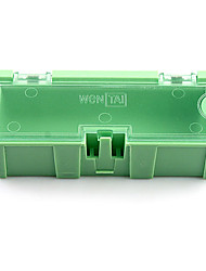 Multifunktions-Baustein SMD Komponenten Storage Box - Light Green (75 x 31x 21 mm)