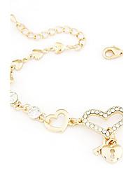 Amour de diamant Bracelet Lock
