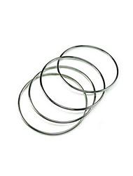 4 polegadas engraçados Anéis mágicos Linking - 4 PCS