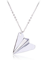 Fashion Airplane Hanger Ketting