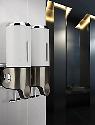 Contemporary Wall-mounted Bathroom Accessories Soap Dispenser