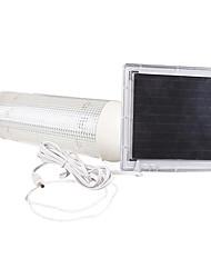 5-led painel da lâmpada ao ar livre indoor movido a energia solar jardim interruptor lançar luz quintal