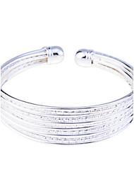 Legering Dames Cuff armband Armbanden