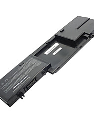 3800mah Replacement Laptop Battery for Dell Latitude D420 D430 FG442 GG386 KG046 PG043 451-10367 6cell - Black