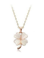 Charming Alloy With Opal Women's Necklace