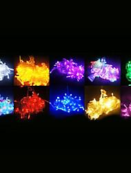 100 LED 10M Decorações de Natal Fada Cordas Fada inovador RGB Luz LED String