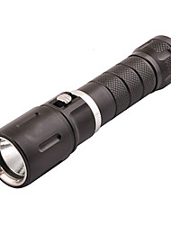 Diving Flashlights/Torch 980 Lumens Mode 18650 Waterproof Diving/Boating Fishing Water Sports Aluminum alloy