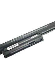 7800mAh аккумулятор для ноутбука Замена для Sony VGP-BPL26 VGP-BPS26 VGP-BPS26A 9cell - черный