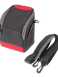 B-01-BK Black Crossbody Cne-Shoulder Camera Bag für DSLR-Kamera