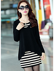Women's Sweaters , Others Casual Long Sleeve LOONGZY