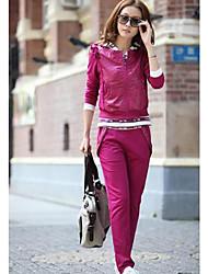 BM Princess Women Slim Sportswear Dreiteiler