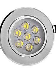 Luces de Techo 8 W 7 LED de Alta Potencia 560 LM Blanco Fresco AC 100-240 V