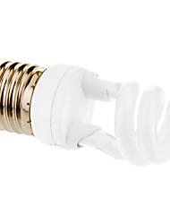 E27 5W 280LM CRI> 80 2700K Warm White Light Spiral Bulb bebé (220-240V)
