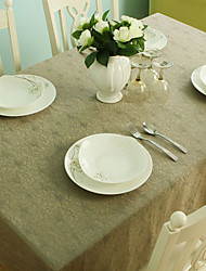Table Cloth, Polyester, Floral