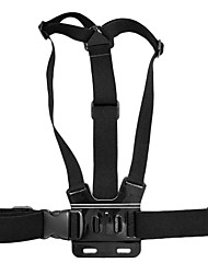 G TMC Chest Belt for Gopro HD Hero 2 and 3 (Black)