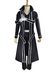 Sword Art Online Kirito Cosplay Costume (B Type)