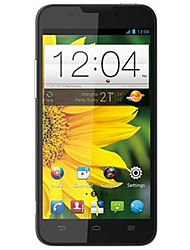 ZTE V967s - 5 Inch Screen Quad Core Android 4.2 Smart Phone(1.2GHz,Dual SIM,Dual Camera,4GB ROM,WiFi)