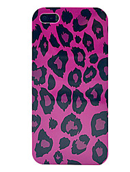 Rose Leopard Hard Case Cover for iPhone 5/5S