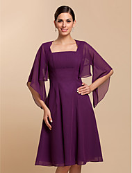 Half Sleeve Chiffon Evening/Casual Wraps/Evening Jacket (More Colors) Bolero Shrug